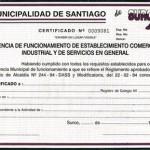 Licencia de funcionamiento municipal