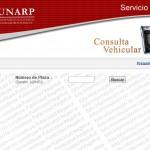 Consulta de vehiculos en SUNARP - Gratis por internet