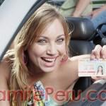 Requisitos para canjear Licencia de conducir de Otro Pais - Extranjero