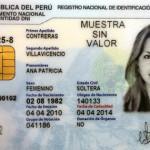 Nuevo DNI electronico en Perú - DNIe este 2012