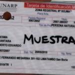 Tramite de Duplicado de Tarjeta de Propiedad Vehicular -SUNARP