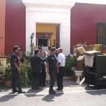 Tramite de demanda de Desalojo en Peru