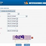 Consultar Notificaciones Judiciales en Peru - Poder Judicial