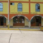 Partida de Nacimiento de Chiara - Ayacucho