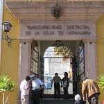 Partidas de Nacimiento en Yanahuara