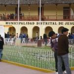 Partidas de Nacimiento en el Distrito de Jesús